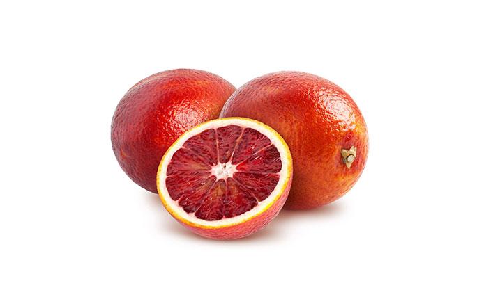naranja-roja